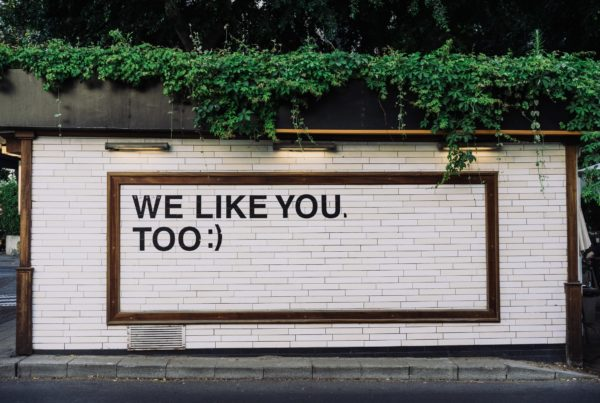 WE LIKE YOU !